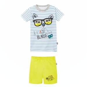 Pyjama manches courtes garçon Relax Max Petit Béguin