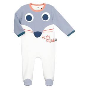 Pyjama bébé molleton Funny Fox