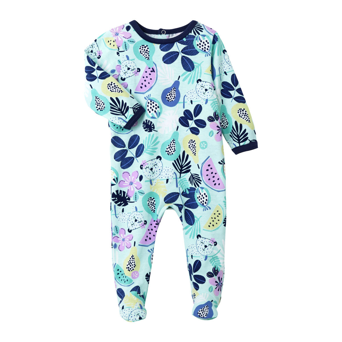 62bb4963b3cb5 Pyjama bébé Jungle Queen - PETIT BEGUIN