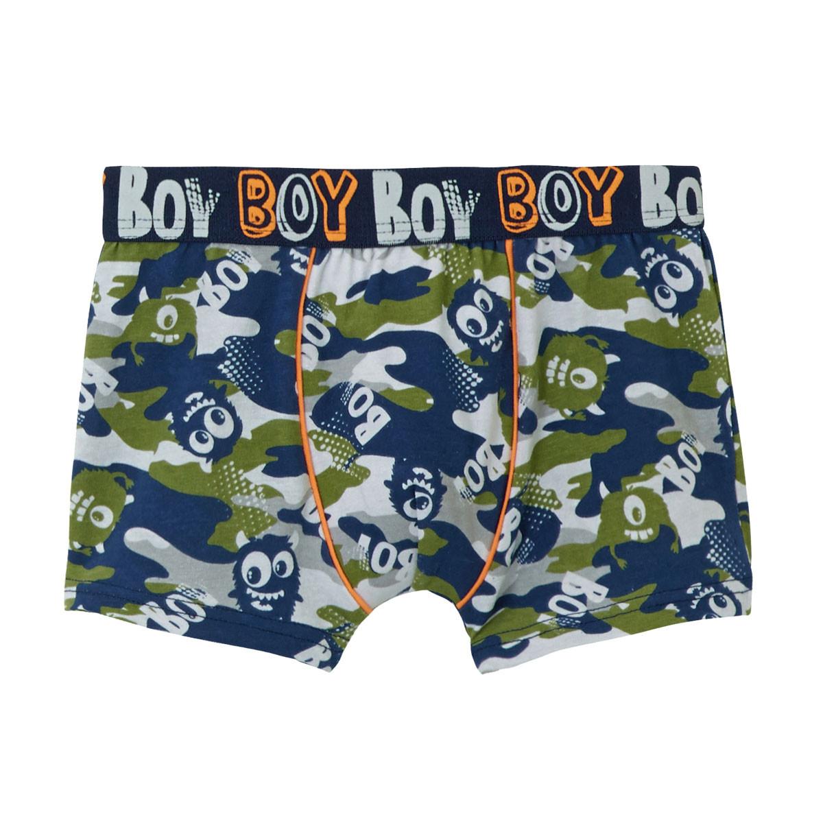 Boxer armé garçon Little Boy