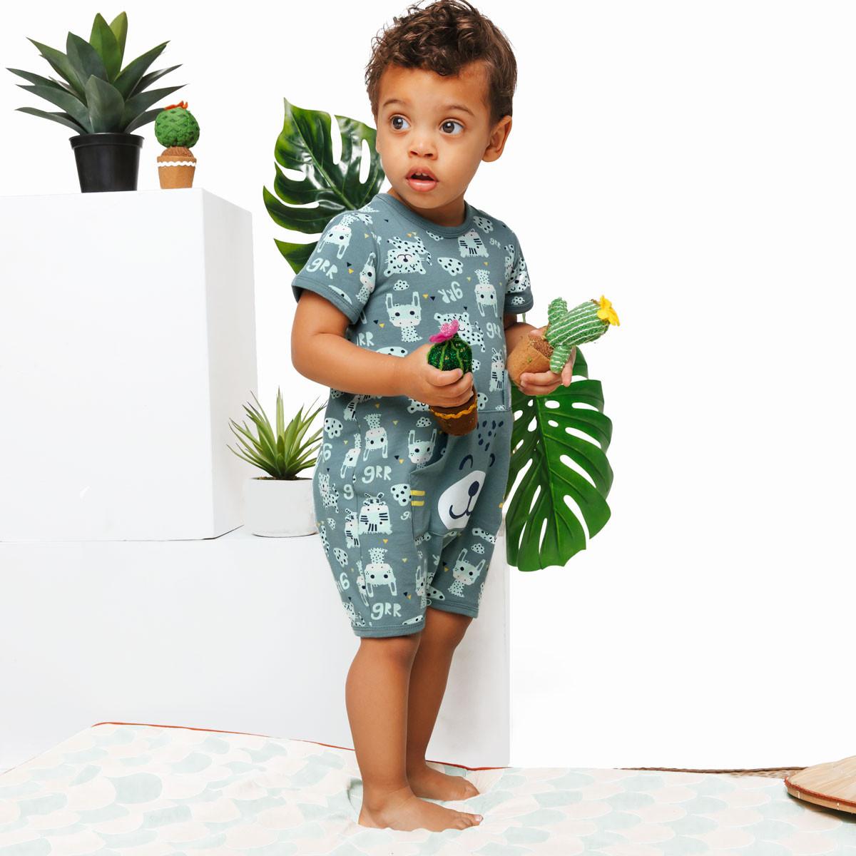 Barboteuse bébé garçon Jumbe
