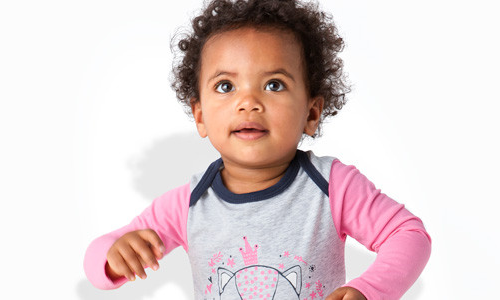 Nouveautés bébé fille | Gigoteuse, barboteuse, body... - Petit Béguin®